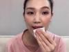 Phí Linh hướng dẫn cách làm sạch da mặt