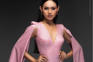 Người đẹp Myanmar lộ ngực khi thi bikini