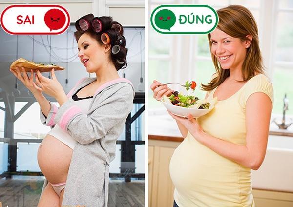 6 sai lầm phổ biến khi mang thai nhưng nhiều mẹ bầu vẫn 'tin sái cổ'