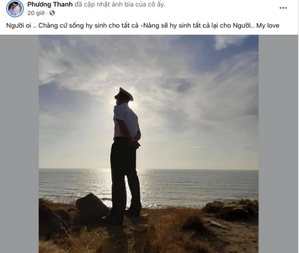 Phương Thanh tiết lộ thông tin về bạn trai phi công, khẳng định chắc nịch hy sinh tất cả cho người yêu