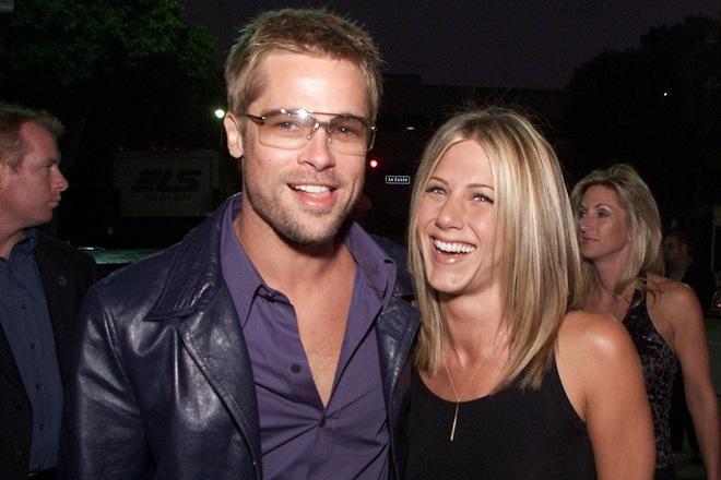 Jennifer Aniston nói gì khi được hỏi quay lại với Brad Pitt