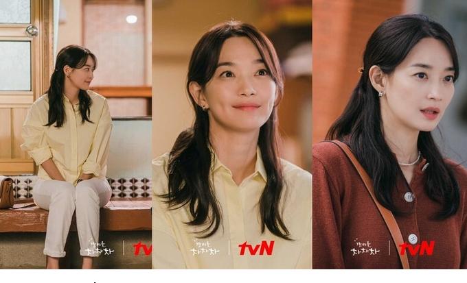 Học hỏi 5 kiểu tóc đẹp vừa hack tuổi vừa mang cảm giác thanh lịch của Shin Min Ah