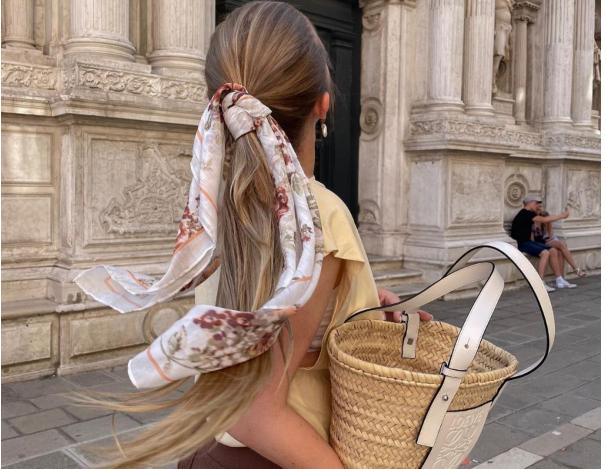3 cách làm đẹp bằng phụ kiện giúp giấu tiệt tóc khô xơ, hư tổn